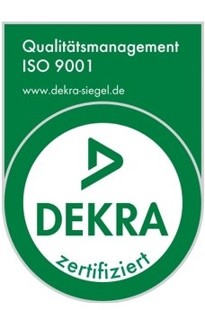 DEKRA zertifizierte Werkstatt